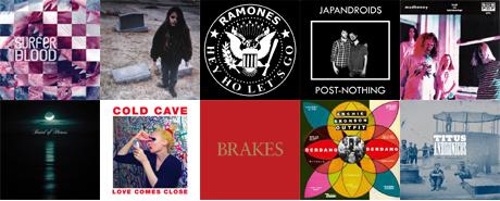 Rough Calm Head Album Playlists