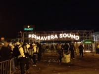 Primavera Sound Entrance