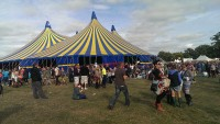 Sunny Afternoon at Electric Picnic 2013