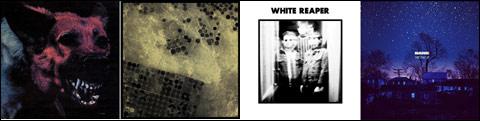 Protomartyr - Verma - White Reaper - Bane