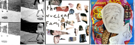 NerveMixes 17 Oct 2014 - Octagrape, Dirty Dishes, The Nuclear Family