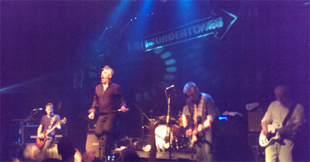 The Undertones at the Button Factory 30 Jan 2015
