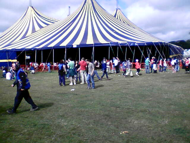 Electric Picnic - the early years