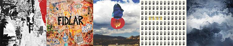 The Soft Moon - Fidlar - Bully - Girl Band - Kiasmos