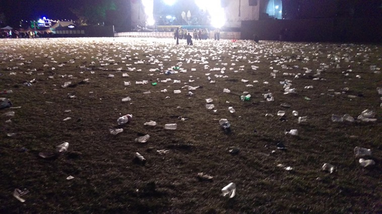 Electric Picnic 2015- the aftermath