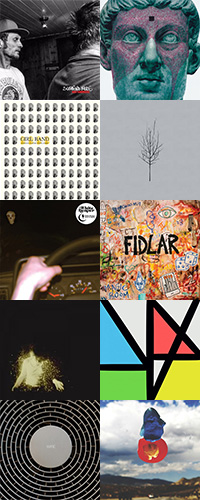 Top 100 Albums  2015 - artwork x 20