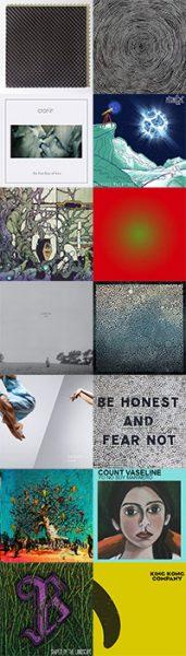 Top 20 Irish Albums 2016 Album Art